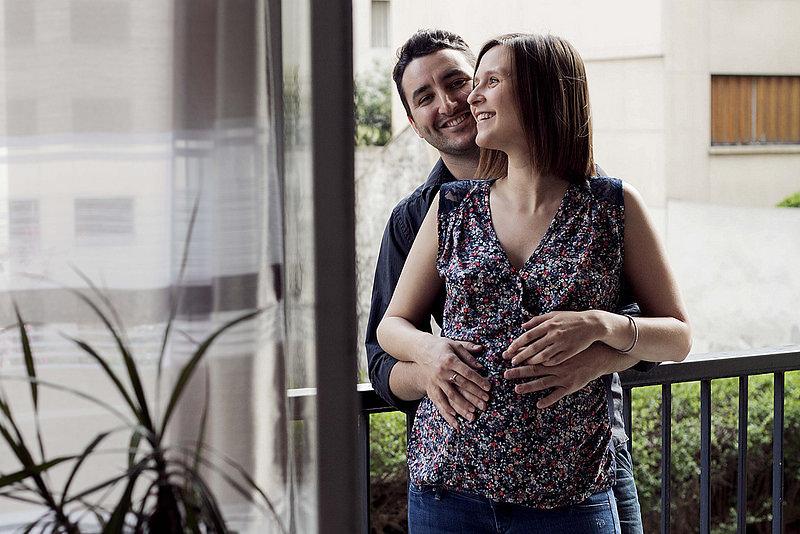 Audrey et Clément